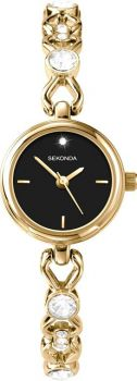 Sekonda Ladies Watch & Bracelet Set Watch  2208G-SNP