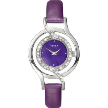 Seksy Ladies Twist Watch  4524-SNP