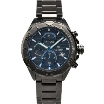 Accurist Gents Chronograph Watch -  7182-NEW