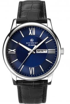 Accurist Gents Classic Watch    7190-NEW