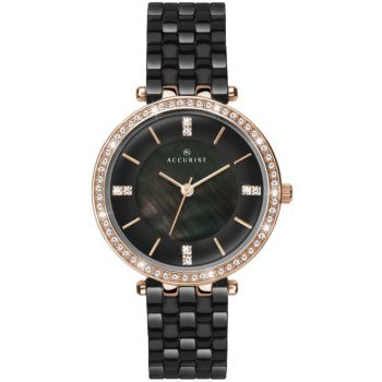 Accurist Ladies London Watch  -   8163-NEW