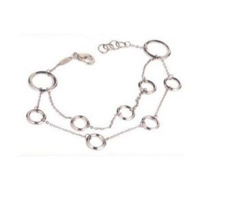 Boccia Ladies Titanium Bracelet - B0365-01-NEW