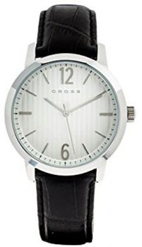 CRNP CR9013-02 Cross Ladies Leather Strap Watch