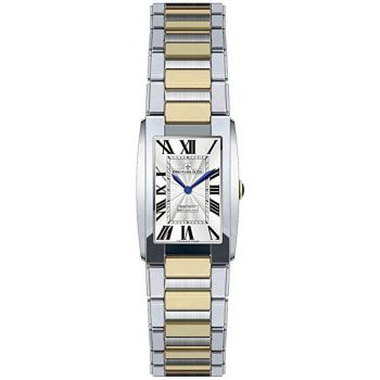 Dreyfuss & Co Ladies Two Tone Watch - DLB00052/01-NEW