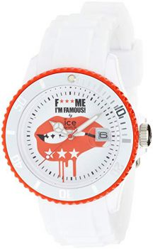 PB- Ice Watch Unisex FMIF Resin Strap Watch   FM.SS.WEL.U.S.11-INP