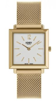 Henry London Heritage Ladies Watch HL26-QM-0266 NEW