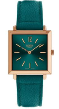 Henry London Heritage Ladies Watch HL26-QS-0258 NEW