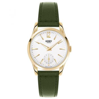 HLNP HL30-US-0096 Henry London Chiswick Ladies Leather Strap Watch