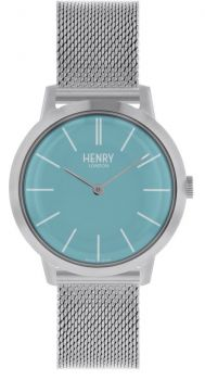 Henry London Iconic Ladies Watch HL34-M-0273 NEW