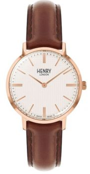 Henry London Regency Ladies Watch HL34-S-0340 NEW