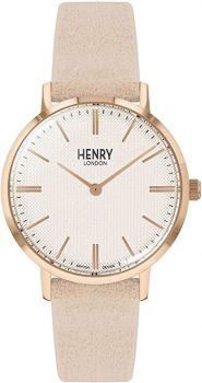 Henry London Regency Unisex Watch HL34-S-0342 NEW