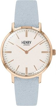 Henry London Regency Unisex Watch HL34-S-0344 NEW