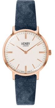 Henry London Regency Unisex Watch HL34-S-0346 NEW