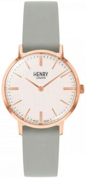 Henry London Regency Unisex Watch HL34-S-0406 NEW