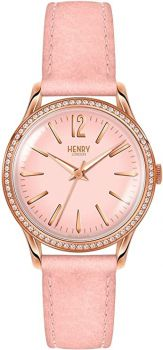 Henry London Shoredtich Unisex Watch HL34-SS-0202 NEW