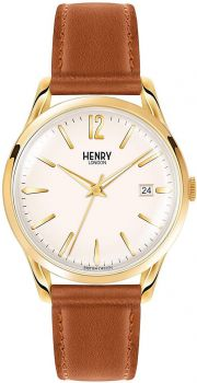 Henry London Westminster Unisex Watch HL39-S-0012 NEW