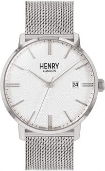 Henry London Regency Dress Watch HL40-M-0373 NEW