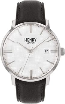 Henry London Regency Dress Watch HL40-S-0347 NEW