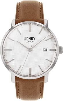 Henry London Regency Dress Watch HL40-S-0349 NEW