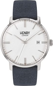 Henry London Gents Regency Dress Watch HL40-S-0351 NEW