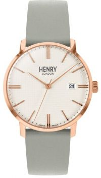 Henry London Regency Dress Watch HL40-S-0398 NEW