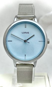 Lorus Ladies Stainless Steel Bracelet Watch RG215BX9 LNP