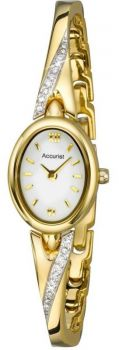 Accurist Ladies Bangle Watch - LB1646W NEW