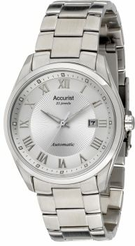 Accurist Gents Automatic Watch  MB916S-NEW