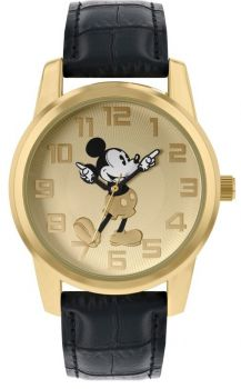 Disney Mickey Mouse Watch - MK1458 NEW