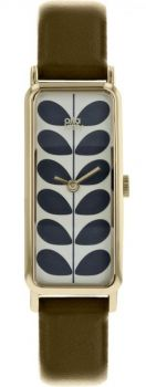 Orla Kiely Ladies Ivy Charm Watch - OK2180 NEW