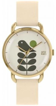 Orla Kiely Bird Print Ladies Watch - OK2238 NEW