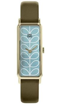 Orla Kiely Ladies Stem Watch   OK4074 S OKNP