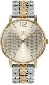 Orla Kiely Stylish Ladies Watch - OK4093 NEW