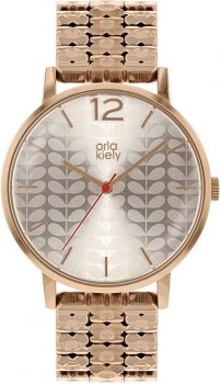 Orla Kiely Stylish Ladies Watch - OK4094 NEW