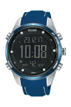 Pulsar Gents Digital Chronograph Watch P5A025X1-NEW