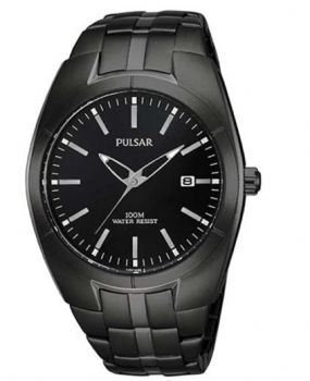 Pulsar Gents Two Tone Watch   PXH521X1-PNP