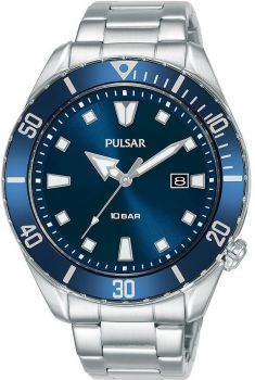 Pulsar Gents Divers Style Watch - PG8301X1 NEW