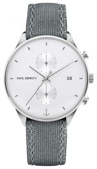 Paul Hewitt Gents Chronograph Watch - PH-C-S-W-51M NEW