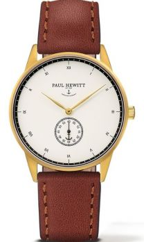 Paul Hewitt Unisex Signature Line Watch PH-M1-G-W-1M NEW