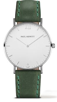 Paul Hewitt Unisex Sailor Line Watch PH-SA-S-ST-W-12M-NEW
