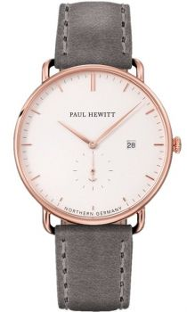 Paul Hewitt Gents Grand Atlantic Watch - PH-TGA-R-W-13M NEW