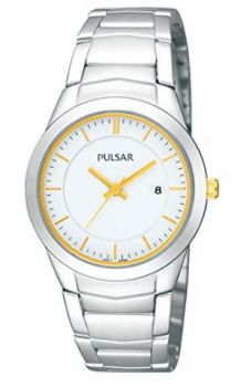 Pulsar Stainless Steel Bracelet Watch   PH7285X1 NEW