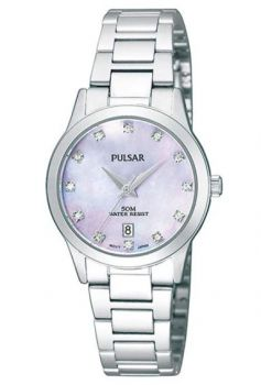 Pulsar Swarovski Crystal Dial Watch PH7311X1 NEW