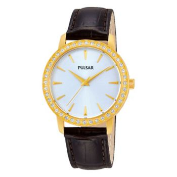 Pulsar Ladies Rose Gold Plated Watch   PH8112X1-PNP