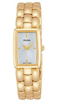 Pulsar Ladies Stainless Steel Watch - PN8003X1 NEW
