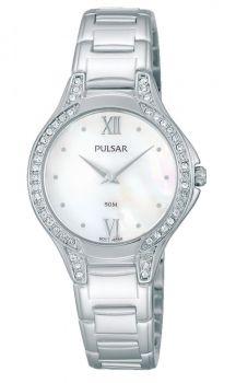 Pulsar Ladies Stainless Steel Watch - PM2173X1-NEW