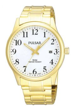 Pulsar Gents Chronograph World Time Watch - PZ4003X1 PNP