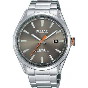 Pulsar Gents Stainless Steel Watch PS9381X1 PNP
