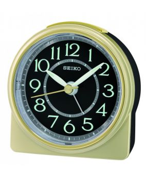 NEW Seiko Alarm Clock QHE165G