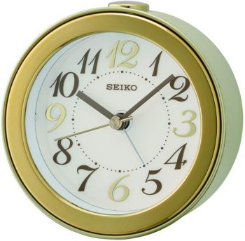 Seiko  Alarm Clock     QHE172G-NEW